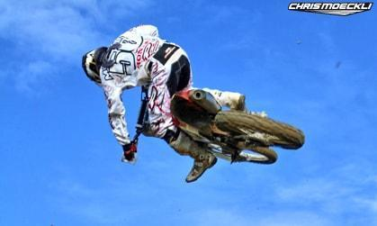 Motocross Honda Chris Moeckli MX Training